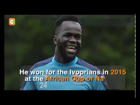 Ivorian footballer Chieck Tiote dies after collapsing in training