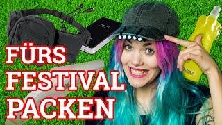 Baixar Festival Packliste: FESTIVAL GADGETS || Schruppert