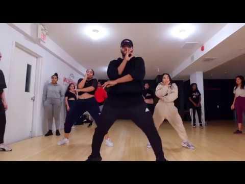 Kranium - Sidung | Dance Choreography @Bizzyboom