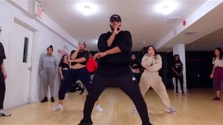 Kranium - Sidung | Dance Choreography @Bizzyboom
