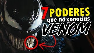 7 Poderes de VENOM que NO conocías thumbnail