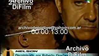 Enano Nelson discriminado por Roberto Giordano - DiFilm (2001)