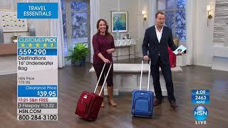 HSN | Travel Essentials 01.02.2018 - 11 PM