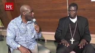 Entretien avec Mgr.Samuel Kleda, archevêque de Douala - Visite Montréal
