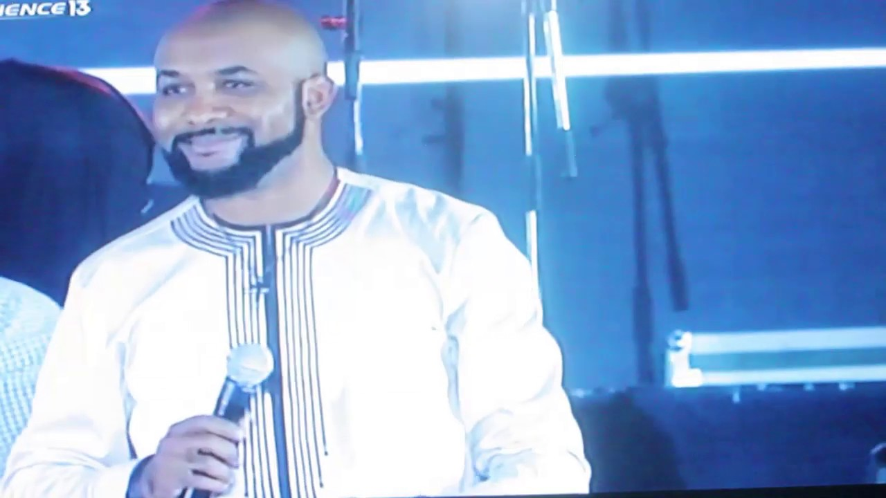 SEE BANKY W REACTIONS AFTER RMD ANNOUNCED APC & PDP CANDIDATE SANWOOLU & JIMI AGBAJE @EXPRIE