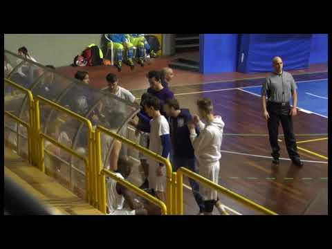 LNP Serie B 17 18 Girone A Fiorentina Basket vs Oleggio