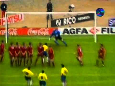 5d67836e92 England Vs Brazil: 5 Past Friendly Clashes (VIDEO) | HuffPost UK