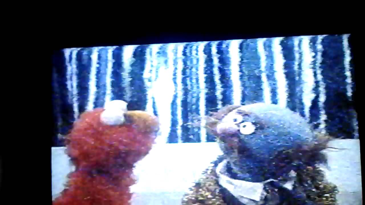 Closing To Sesame Street Elmo S Sing Along Guessing Game 1996 Vhs Sony Wonder Version Youtube