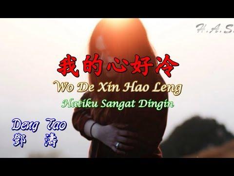 Wo De Xin Hao Leng 我的心好冷 鄧濤 [Hatiku Sangat Dingin]