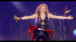 Shakira - La La La / Waka Waka (From 'Shakira In Concert: El Dorado World