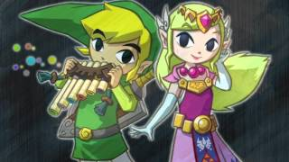 Repeat youtube video The Legend of Zelda: Spirit Tracks   Sacred Duet Remix