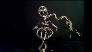 Wire Sculpture Stop Motion Test