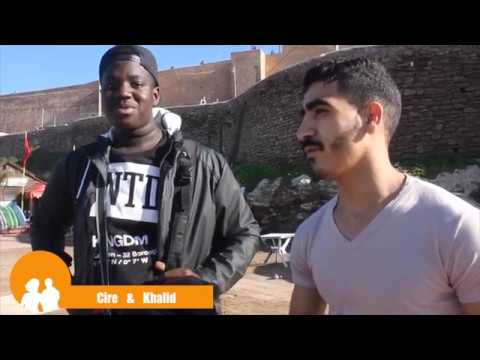 Les Ambassadeurs 2017: Projet sur le sport Rabat