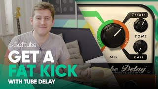 Get a Fat Kick w. Tube Delay – Softube
