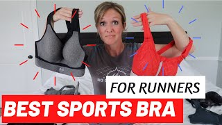 MY FAVORITE SPORTS BRAS FOR RUNNERS | HIGH IMPACT SPORTS BRAS REVIEW