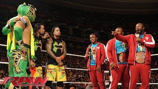 the new day extends an olive branch raw december 14 2015