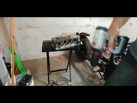 Pt 6 of build series (cleaning valves & cylinder head)