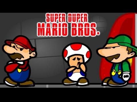 SUPER DUPER MARIO BROS