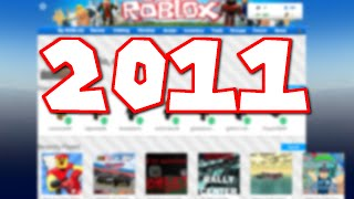 How To Get The 2011 ROBLOX Website Theme In 2019