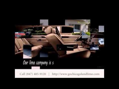 Venetian Village IL Limo Service 847) 485 9120 O'hare Limousine Rental Midway Airport Car Service