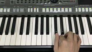 Intro Bóng Dáng Mẹ Hiền ( Am+ ) - Organ Hòa Tấu