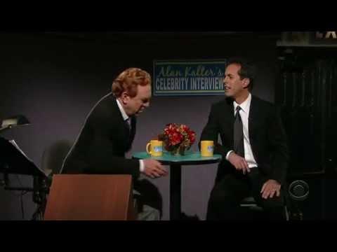Alan Kalter  Seinfeld on David Letterman