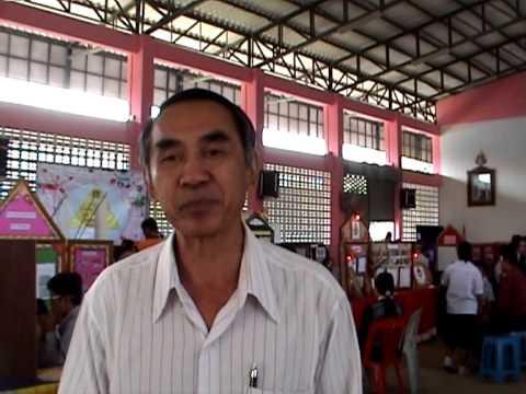 โครงงานคุณธรรมเยาวชนไทยทำดีถวายในหลวงและสวดมนต์แปล
