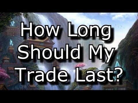 How Long Should My Trade Last? A Key Aspect of Trading Explained | League of Legends LoL