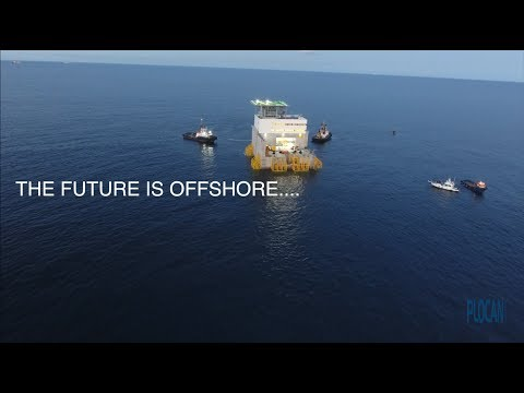 The future is offshore - The Oceanic Platform of the Canary Islands (PLOCAN)