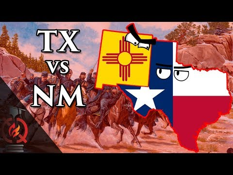 Why New Mexico Hates Texas   State Rivalries