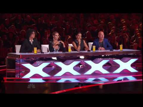 America's Got Talent 2014 - Radio City Music Hall - Mat Franco