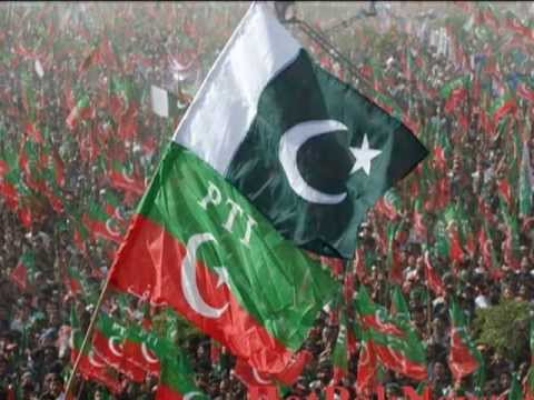 IMRAN KHAN PTI) SONG BY RAHAT FATE ALI KHAN