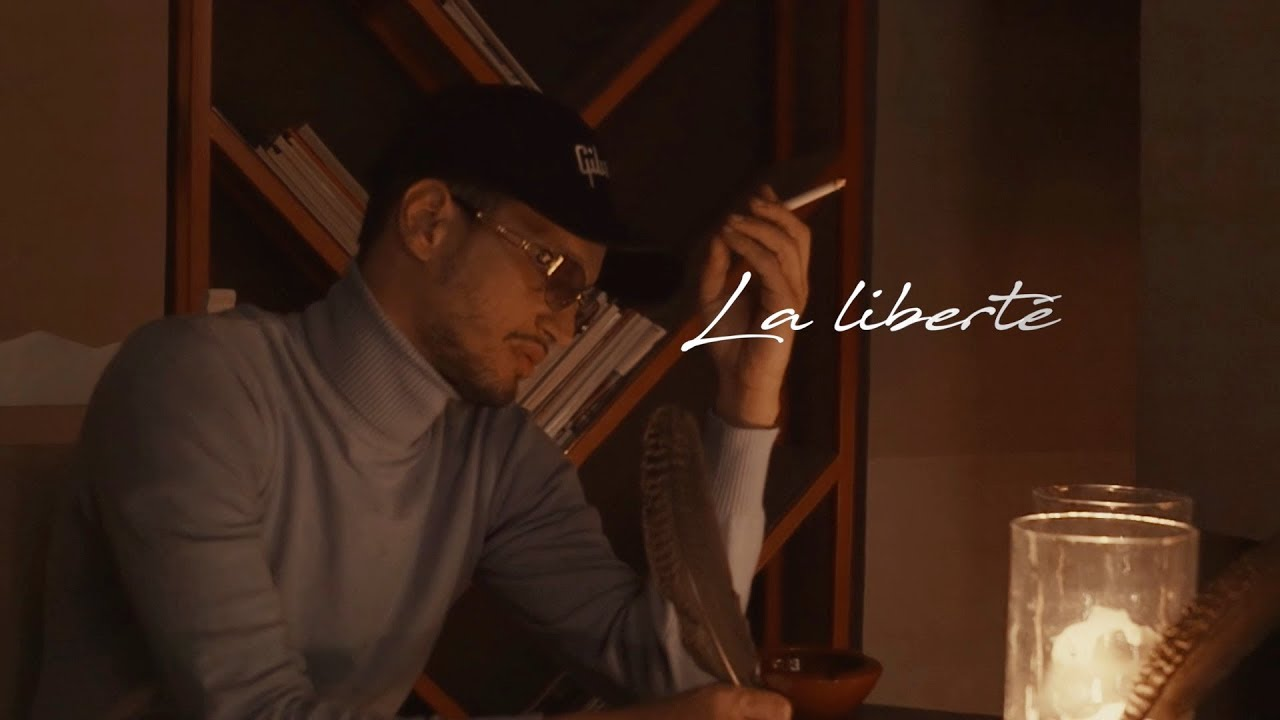 Soolking feat. Ouled El Bahdja - Liberté [Clip Officiel] Prod by Katakuree