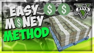 UNLIMITED MONEY *EASY* Quick Money(Watch whole thing to understand) Grand theft Auto 5. *Ft. Xecky*