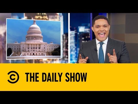 Is This The End Of The Government Shutdown? | The Daily Show with Trevor Noah