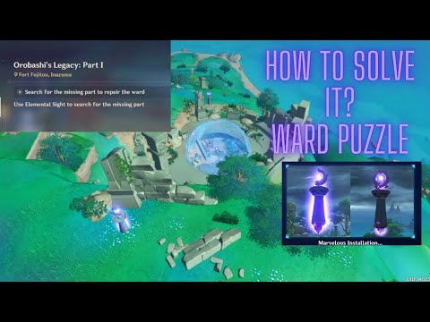 Solving a relay stone puzzle will grant you access to an exquisite chest. Marvelous Instalation Yashiori Island Puzzle Orobashi Legacy Genshin Impact Inazuma Youtube