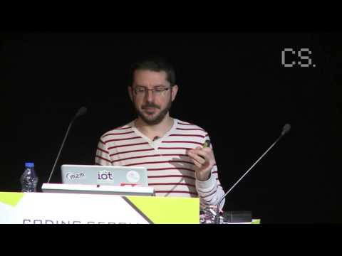 End-to-End IoT Solutions with Java and Eclipse IoT by Benjamin Cabe, Coding Serbia