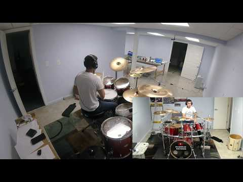 Led Zeppelin - Immigrant Song (Drum Cover)