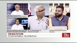 The Big Picture - Presidential Address - New India Focus