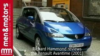 Richard Hammond Reviews 2001 The Renault Avantime