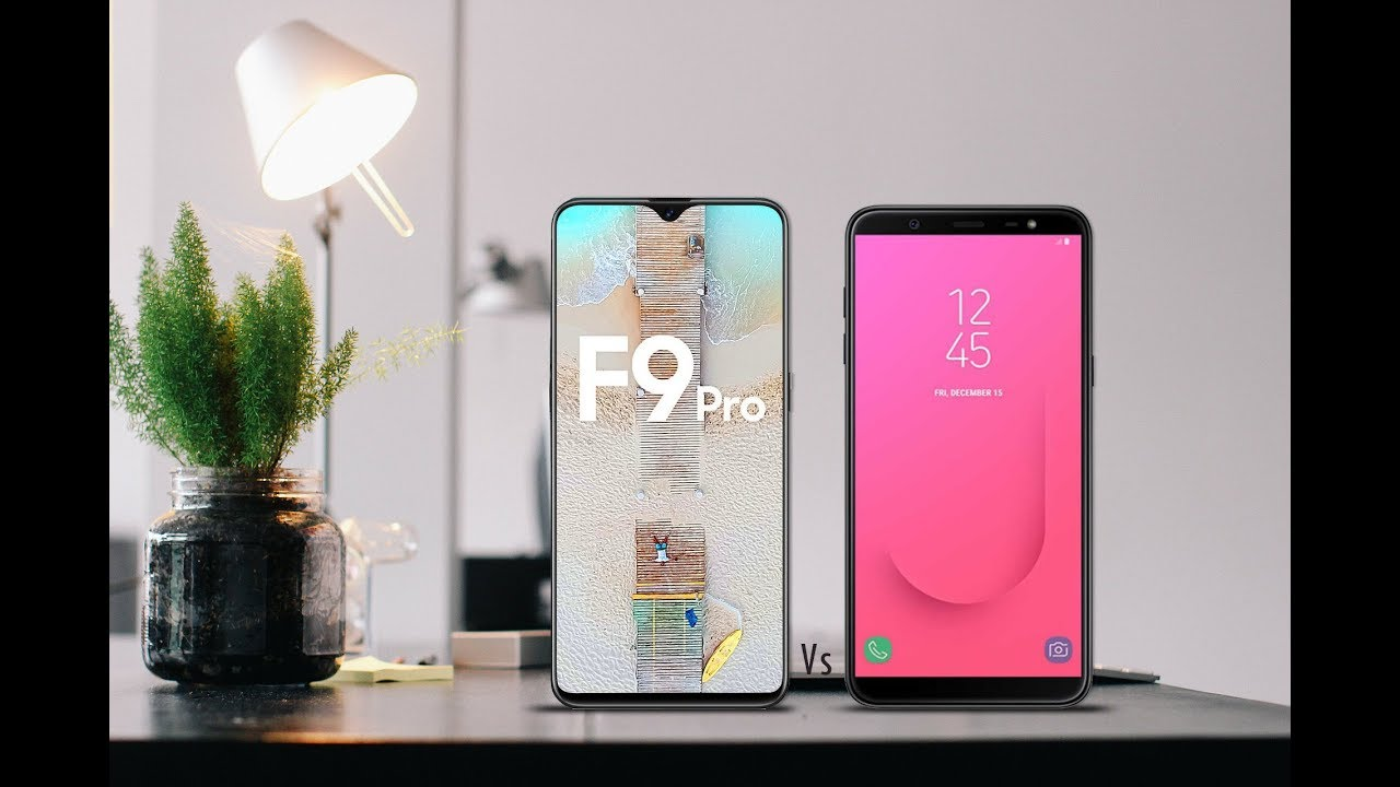 Oppo F9 Pro Vs Samsung Galaxy J8 Specs Comparison 2018 Youtube