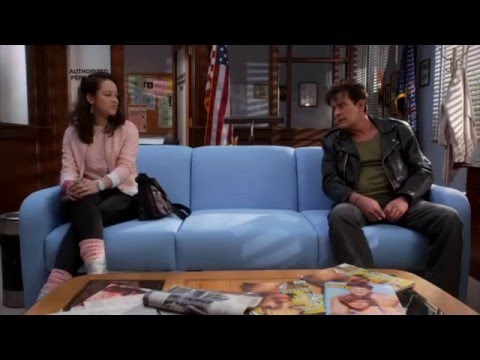 charlie sheen ferris bueller and goldbergs