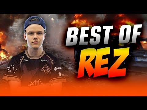 CS:GO ✪ Best of REZ | Fredrik Sterner (New NiP player)