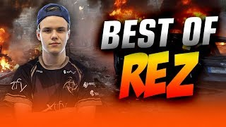 CS:GO ✪ Best of REZ | Fredrik Sterner (New NiP player)