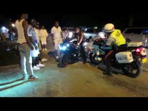 Jamaica Vlog 2016: July. ATI Weekend in Negril Bike crash