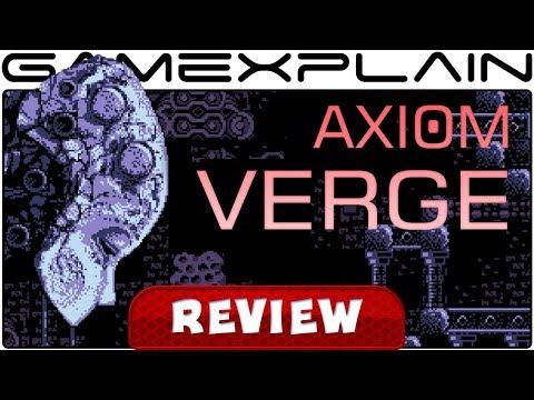 Axiom Verge - REVIEW (Nintendo Switch)