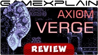Axiom Verge - REVIEW (Nintendo Switch)