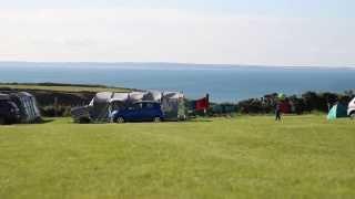 Caerfai Bay Farm Campsite