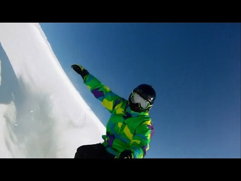 Russia Snowboard Freeride Extrime