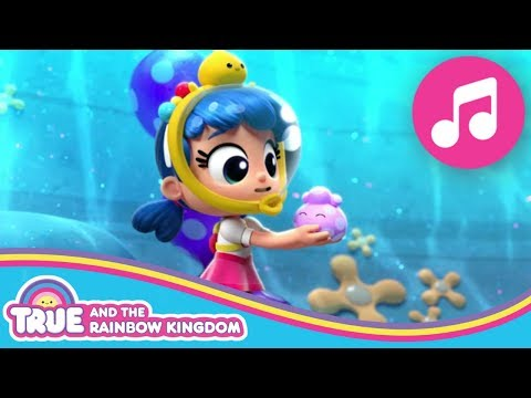 Hushabye Lullaby Song For Kids |  True and the Rainbow Kingdom